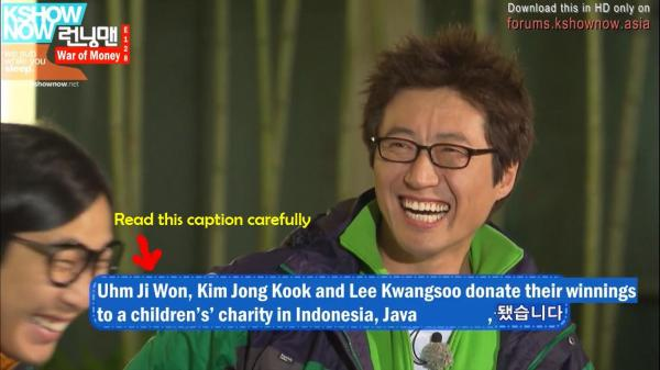 RM donate to Indonesia