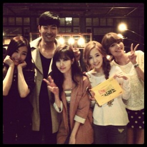 taetiseo at sooyoung drama cyrano agency