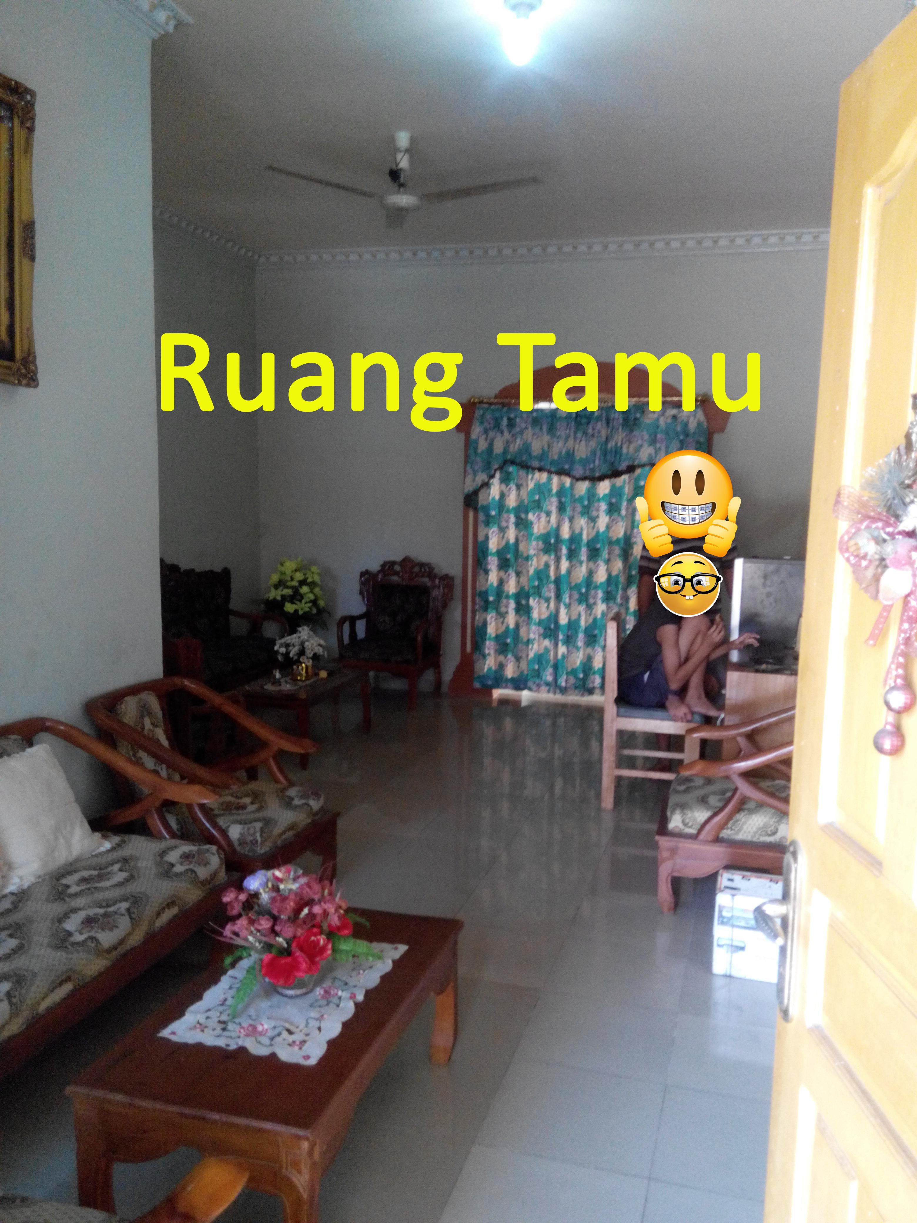 Dijual TURUN HARGA  BU  Rumah  BTN Rehab TOTAL Type  100